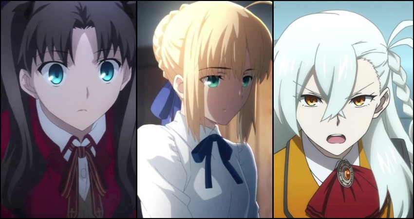 Fate Watch Order: How to Watch Fate Anime? [2021 Update]