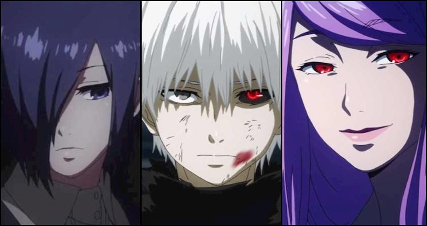 Tokyo Ghoul Series Watch Order