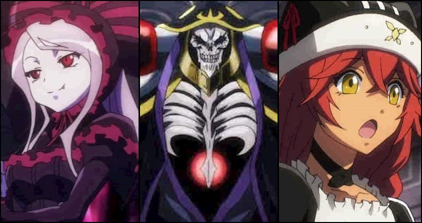 overlord series watch order