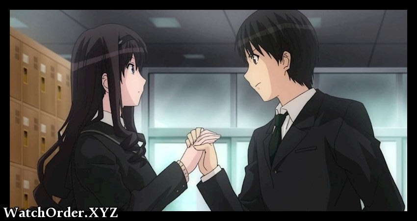 Amagami SS Series Watch Order