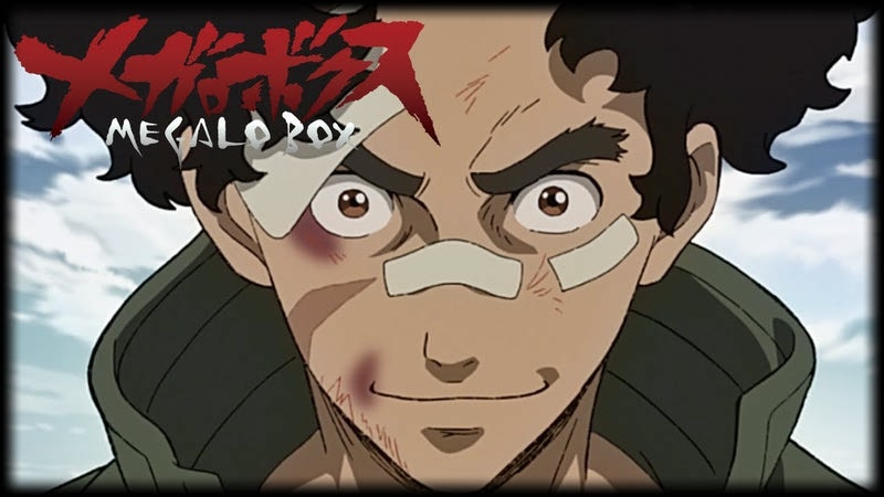 Megalo Box Series Watch Order