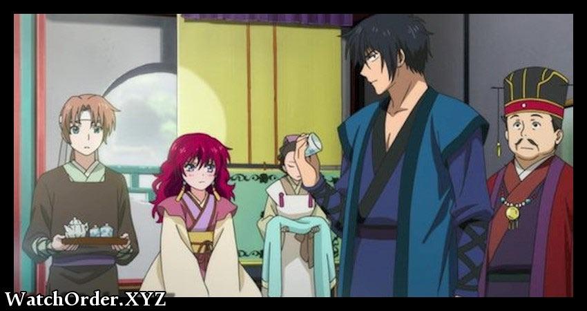 Akatsuki no Yona Series Watch Order